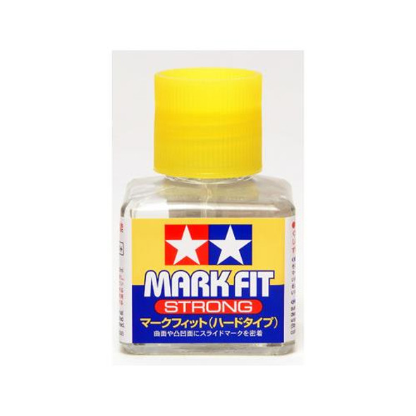 Tamiya 87135 Mark Fit Strong Decal Solution 40ml Bottle