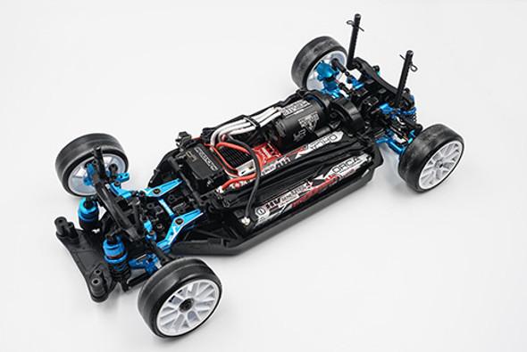 Yeah Racing TATT-S03BU RWD Drift Performance Conversion Kit : Tamiya TT-02