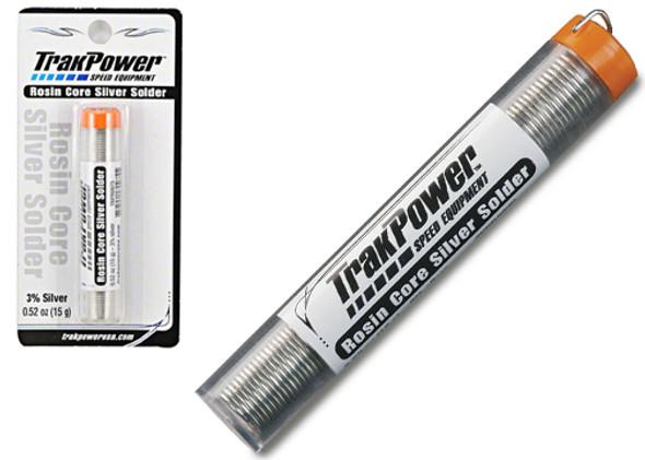 TrakPower Rosin Core Silver Solder 15g TKPR0975
