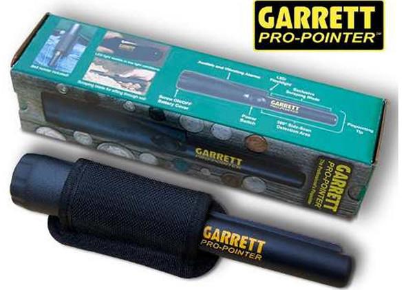 Garrett Pro - Pointer / Pinpointer w/ Holster Metal Detector 1166000