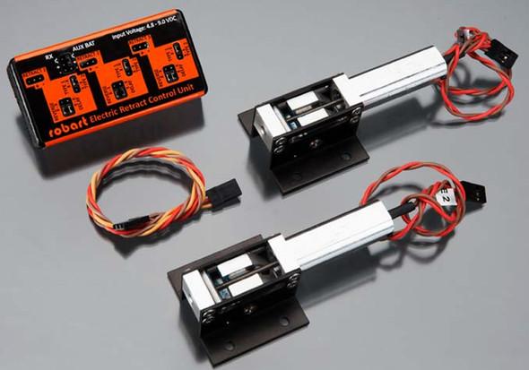 Robart 591E PRS 85 Degree Electric Main Landing Gears