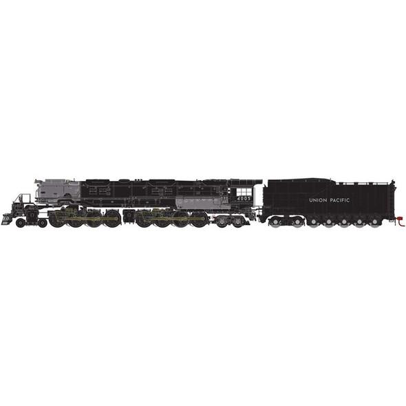 Athearn ATH30101 4-8-8-4 Big Boy Union Pacific #4005 Locomotive N Scale