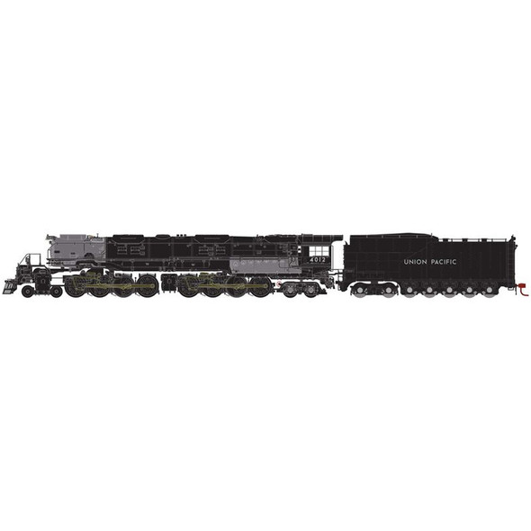Athearn ATH30103 4-8-8-4 Big Boy Union Pacific #4006 Locomotive N Scale