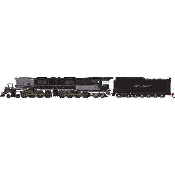 Athearn ATH30104 4-8-8-4 Big Boy Union Pacific #4017 Locomotive N Scale