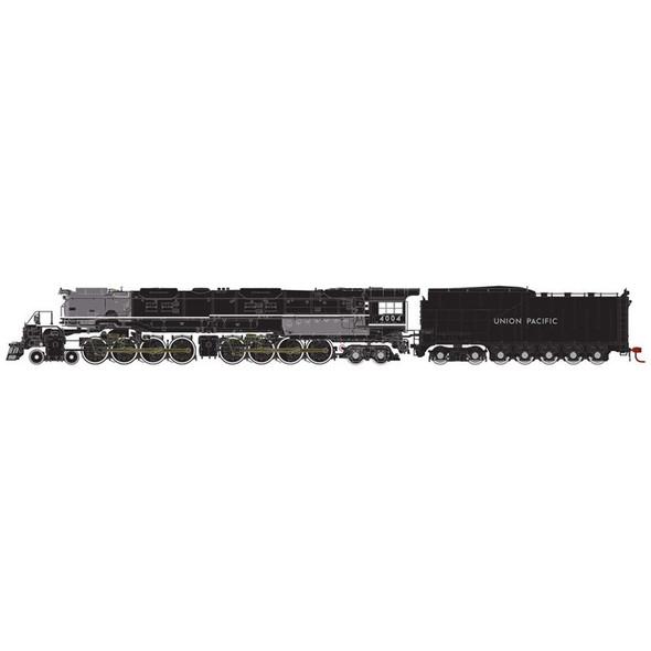 Athearn ATH30200 4-8-8-4 Big Boy w/ DCC & Sound UP #4004 Locomotive N Scale