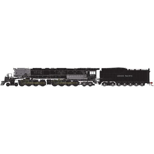 Athearn ATH30203 4-8-8-4 Big Boy w/ DCC & Sound UP #4012 Locomotive N Scale