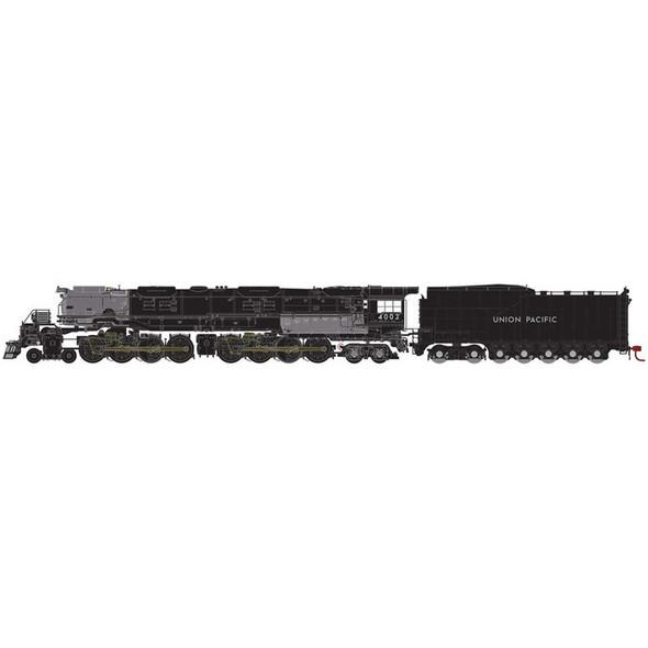 Athearn ATH30208 4-8-8-4 Big Boy w/ DCC & Sound UP #4002 Locomotive N Scale