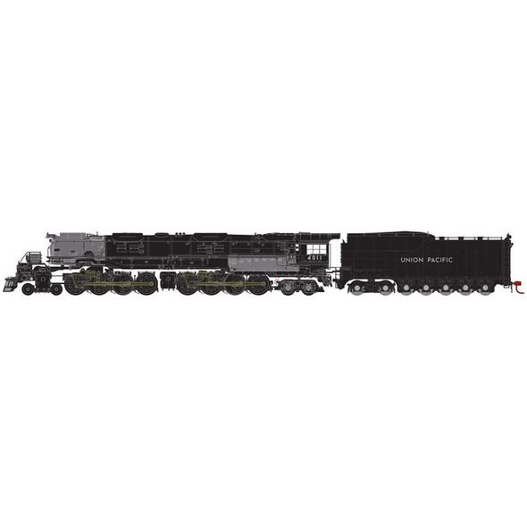 Athearn ATH30209 4-8-8-4 Big Boy w/ DCC & Sound UP #4011 Locomotive N Scale