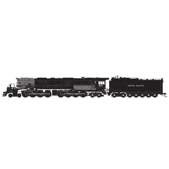 Athearn ATH40140 4-8-8-4 Big Boy UP/Promontory #4014 Locomotive N Scale