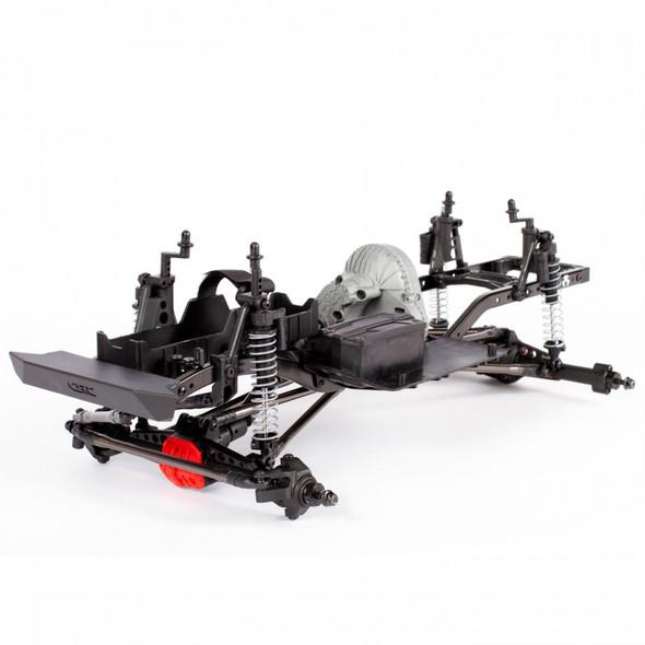Axial AXI90104 1/10 Rock Crawler Raw Builders 4WD Off Road Kit : Axial SCX10II