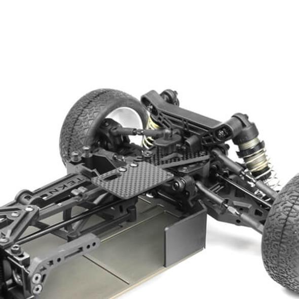 Tekno RC TKR7299C RX Tray Carbon fiber requires TKR6598C : EB410 / ET410