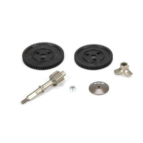 Losi TLR332043 Direct Drive System Set for 22 Vehicles