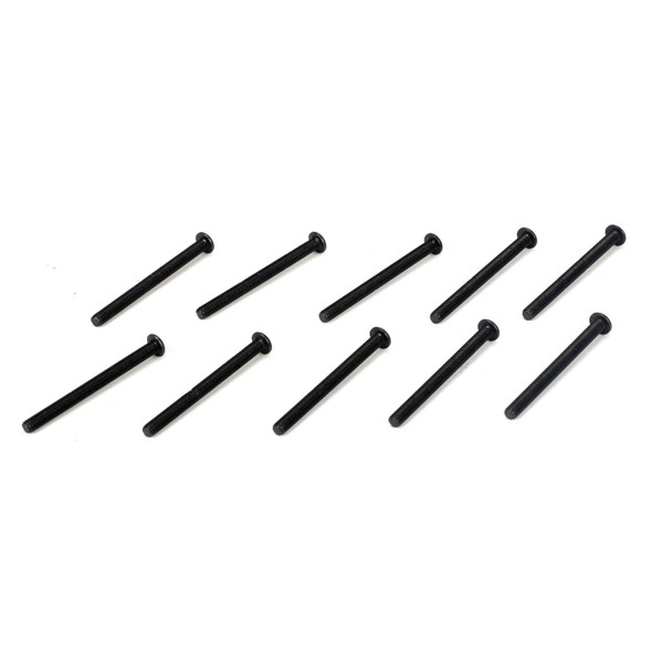 Losi TLR5906 Button Head Screws M3 x 35mm (10) for 22T 2.0