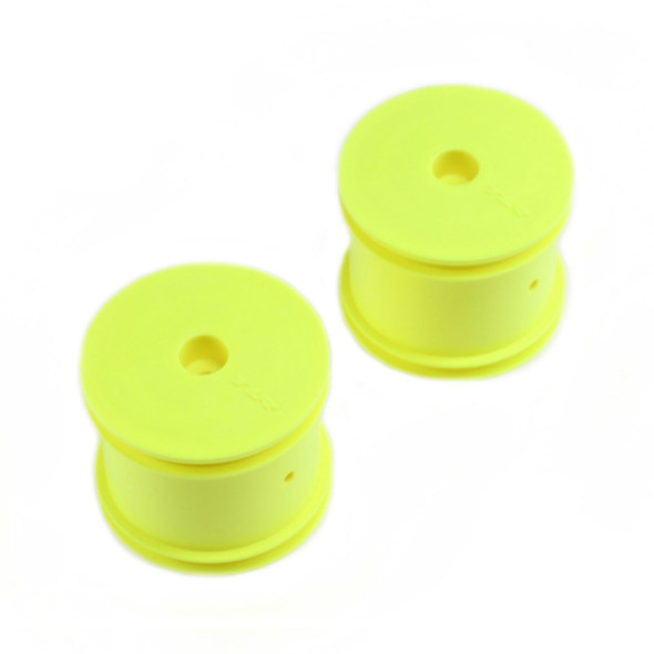 Losi TLR7002 Front / Rear Wheel Yellow for 22T 2.0