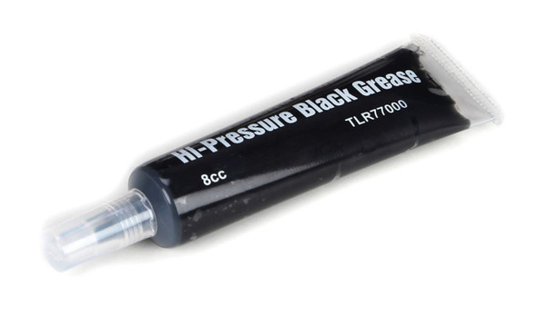 Losi TLR77000 High-Pressure Black Grease , 8cc for 22T 2.0