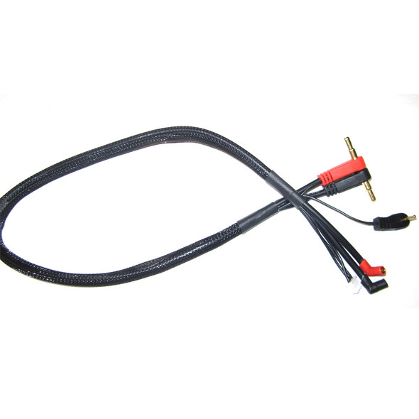 TQ Wire 2S Charge Cable for X6 with Strain Reliefs TQ2722
