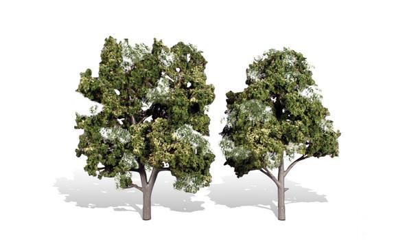 Woodland Scenics Sun Kissed Trees 5-6in (2)