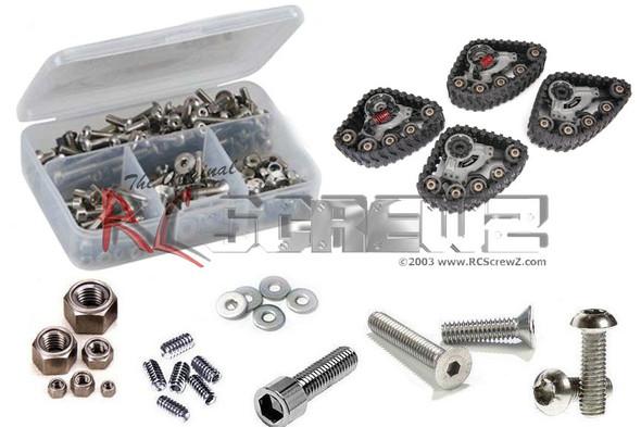 RC Screwz TRA088 Traxxas Traxx All-Terrain Conv. Stainless Screw Kit