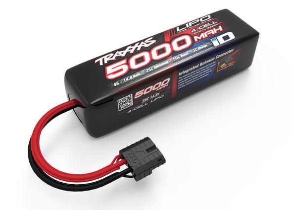Traxxas 2889X 5000mAh 14.8v 4-Cell 25C LiPo Battery : Unlimited Desert Racer UDR