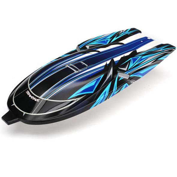 Traxxas 5719 Hatch Spartan Blue Graphics