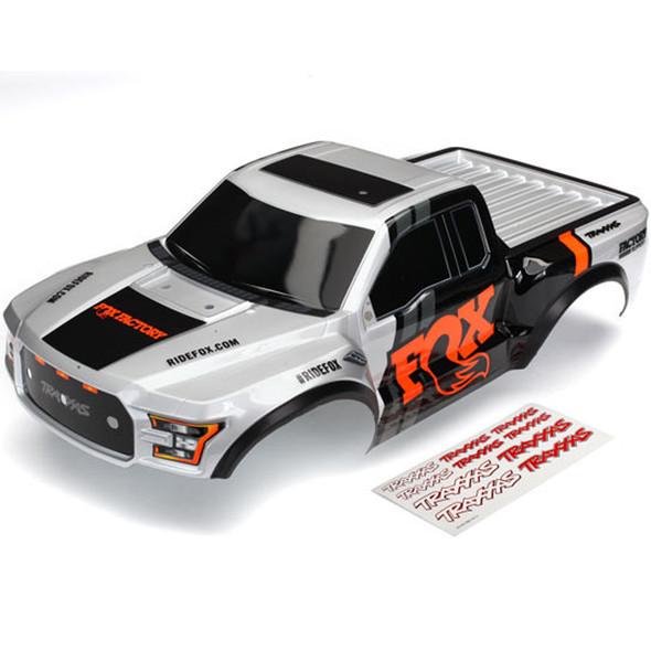Traxxas 5826T Heavy Duty Painted Body Fox w/ Decals : Ford F-150 Raptor