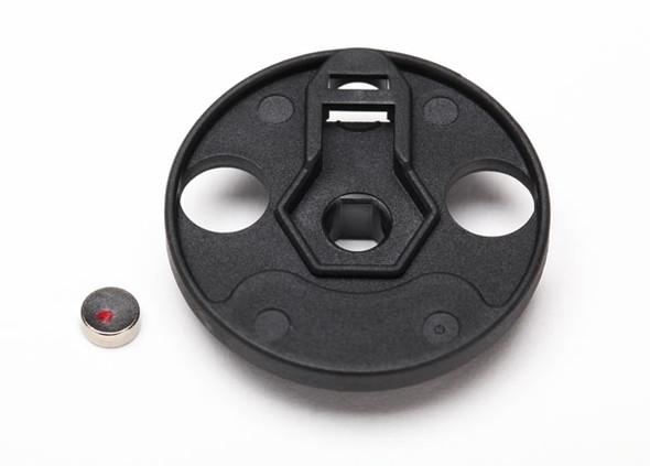 Traxxas 6534 Telemetry Trigger Magnet Holder w/5x2mm Magnet : Spartan / DCB M41