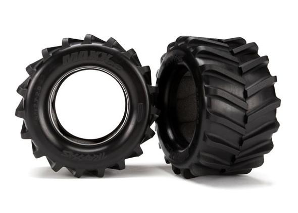 Traxxas 6770 2.8'' Maxx Tires w/ Foam Inserts (2) : Stampede 4x4