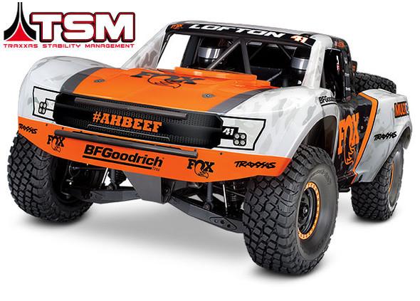 Traxxas 8513 Body Desert Racer Fox Edition Painted / Decals : Unlimited Desert Racer UDR