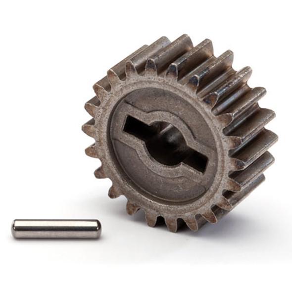 Traxxas 8985 Input Gear / Transmission / 22-Tooth / 2.5X12mm Pin : Maxx