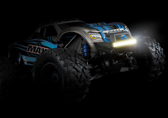 Traxxas 8990 Complete LED Light Kit w/ #6590 High-Voltage Power Amplifier : Maxx
