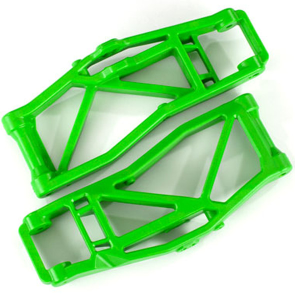 Traxxas 8999G Suspension Arms/Lower /Left & Right Front Or Rear (2) Green : Maxx