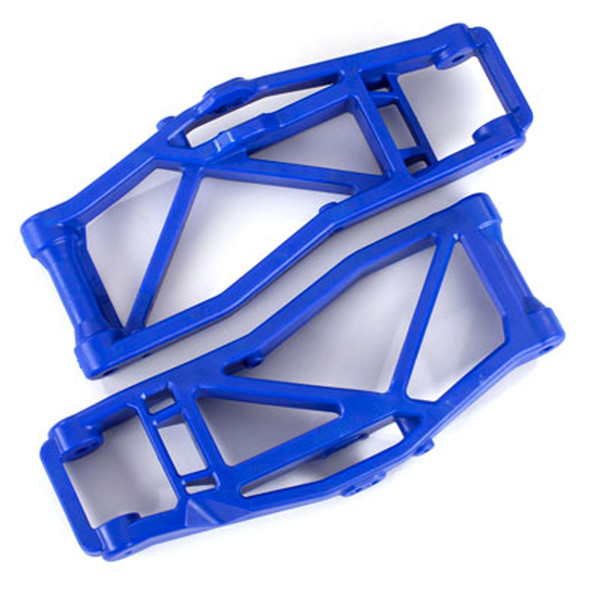 Traxxas 8999X Suspension Arms/Lower /Left & Right Front Or Rear (2) Blue : Maxx