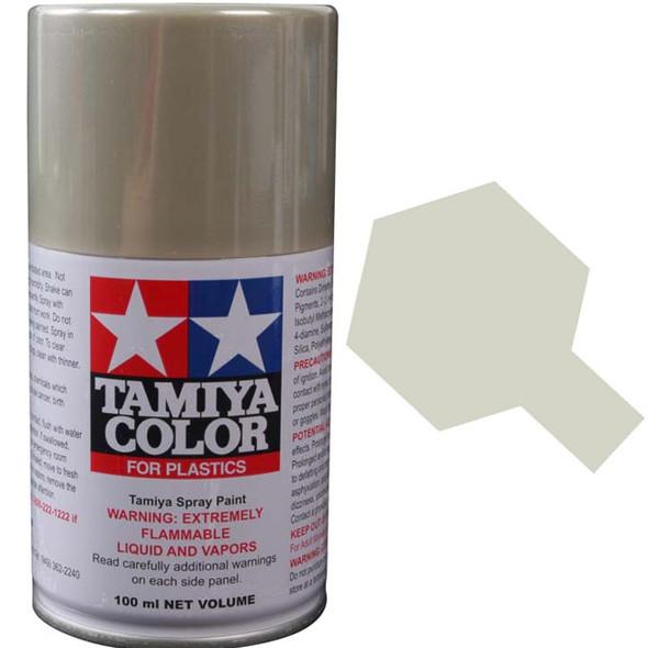 Tamiya TS-88 Titanium Silver Lacquer Spray Paint Can Plastic Model 3oz (100ml)