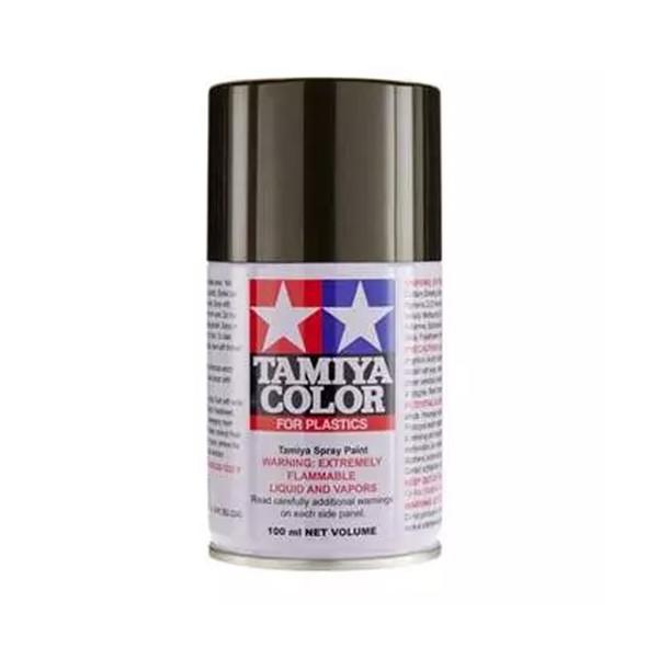 Tamiya TS-94 Metallic Gray Lacquer Spray Paint 3oz (100ml) for Plastics