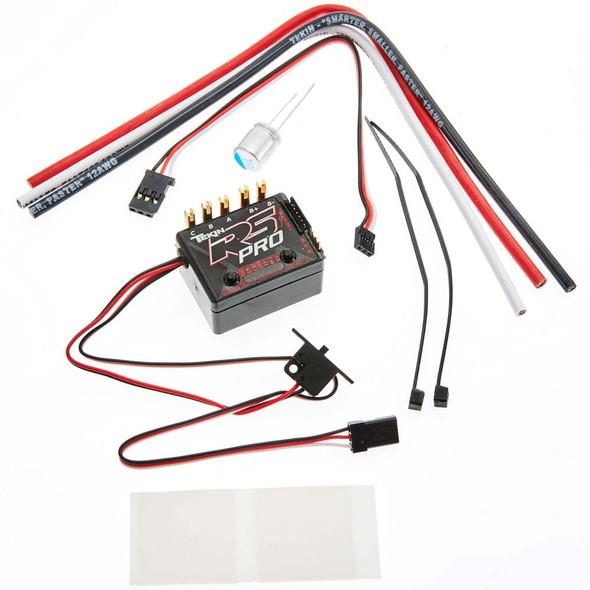 Tekin RS Pro Black Edition BL Sensored/Sensorless ESC TT1160