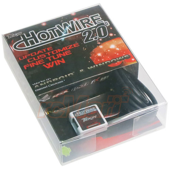 Tekin HotWire 2.0 Interface PC interface w/ USB Cable TT1451