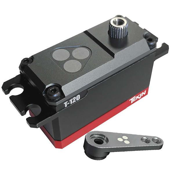 Tekin T120 Servo Low-Profile Speed Vector AL Arm TT1500