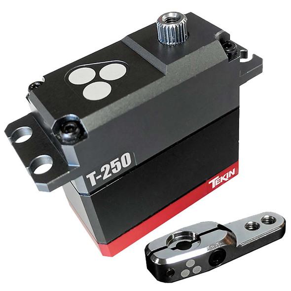 Tekin T250 Servo Standard 1/8 Speed Crowbar20mm AL Arm TT1504