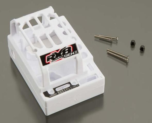 Tekin TT3830 RX8 Gen2 Esc Case Set White