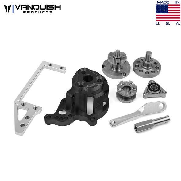 Vanquish Products Hurtz Dig V2 Black : SCX10 / SCX10-II RTR / AX10