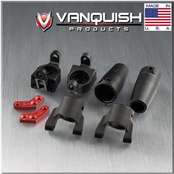Vanquish VPS06509 Stage One Kit Black Axial Wraith