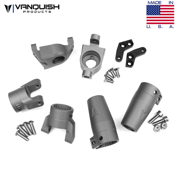 Vanquish VPS06511 Stage One Kit Grey Axial Wraith