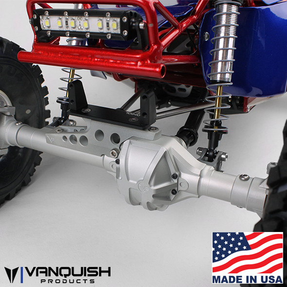 Vanquish VPS07601 V2 Axle Clear Anodized Axial Wraith / Yeti