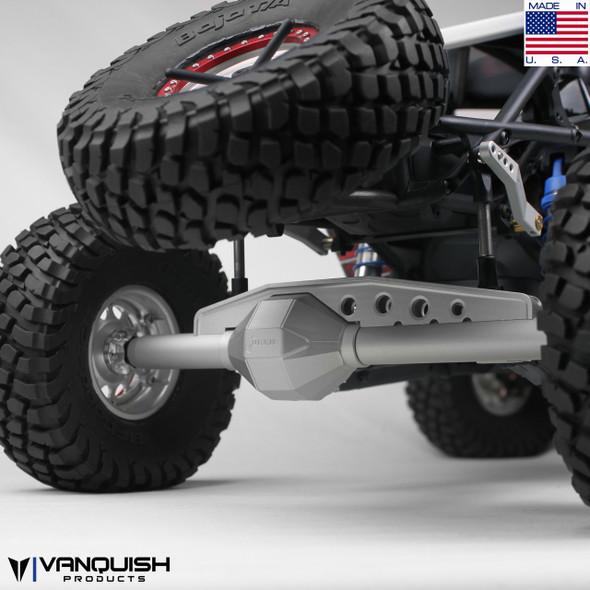 Vanquish Currie F9 AR60 Rear Axle Clear Coat VPS07951 Wraith / Yeti / RR10 Bomber