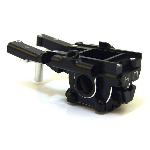 Hot Racing Secure Lock Front Bulkhead : 1/16 E-Revo VXL