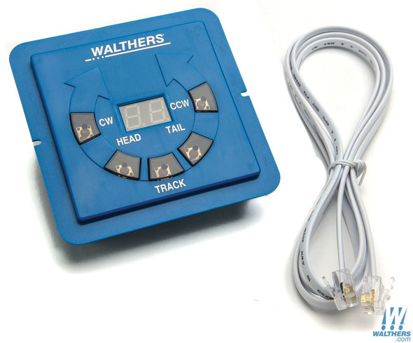 Walthers 933-2320 Cornerstone Turntable Control Box : HO / N Scale