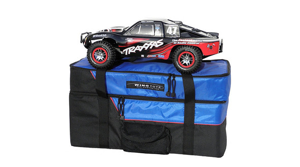 Wing Tote Short Course Truck Blue Bag WGT381