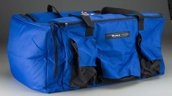 Wing Tote WGT401 Car/Truck Standard Tote Blue: 1/8 Monster Truck