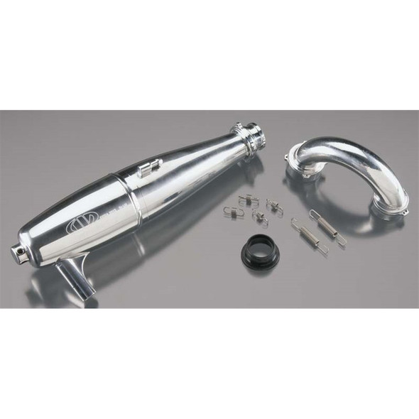 Werks Racing 2013 Off-Road Tuned Pipe Set Smooth Flow WRX6658C