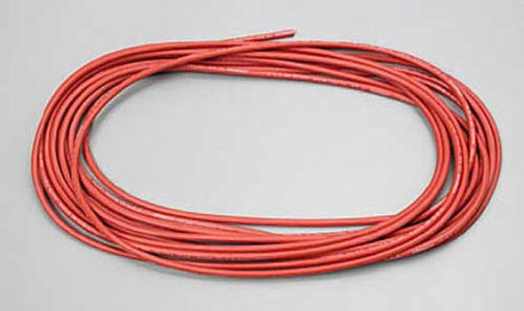 W.S. Deans Silicone Wire 12-Gauge Red 25'